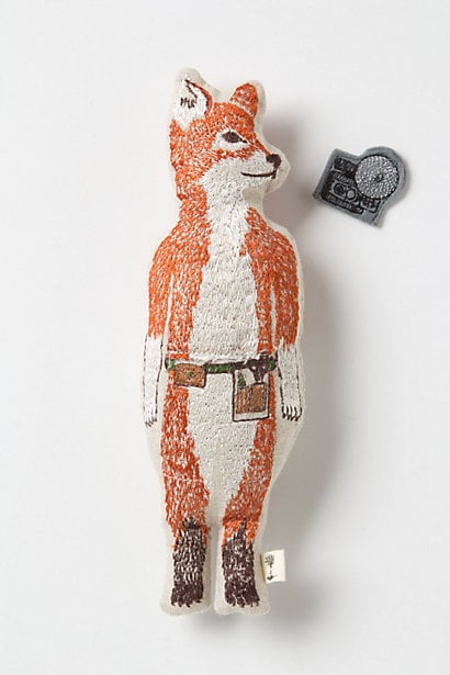 Anthropologie Critter Pocket Doll