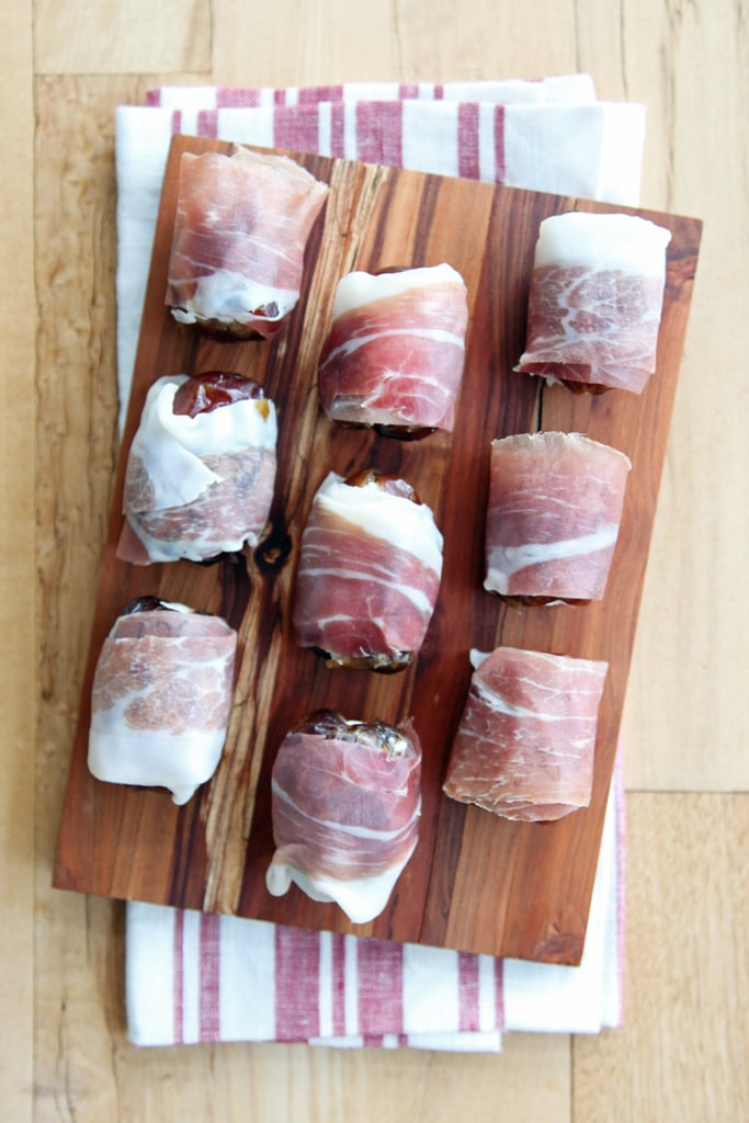 Prosciutto-Wrapped Feta-Stuffed Dates