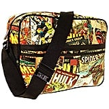 Marvel Men's Comic Retro Print Messenger Bag ($40)