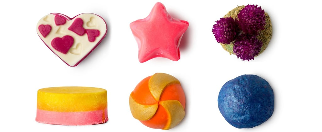 Lush Will Launch 16 Vegan Bath Oils For Each of Your Personalities