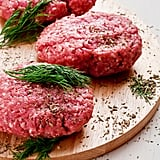 Flatten Ground Beef in Ziplock Bags
