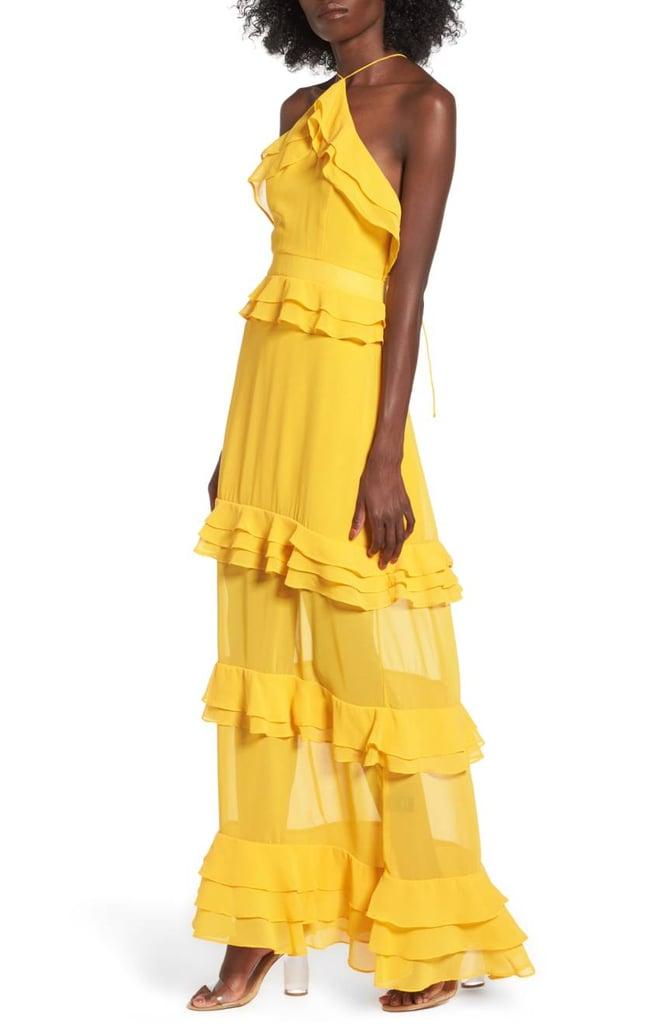 Arrive Violet Maxi Dress