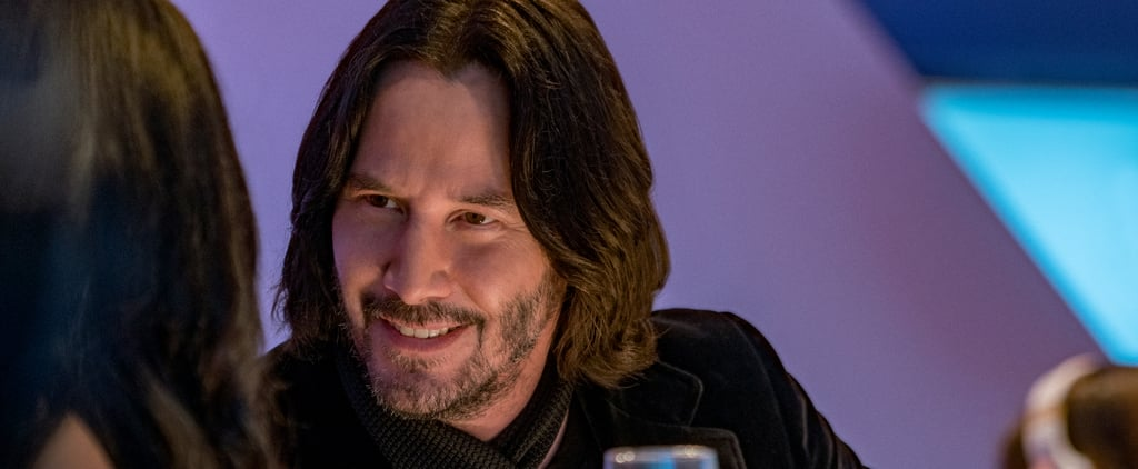 Funny Tweets About Keanu Reeves Intro in Always Be My Maybe