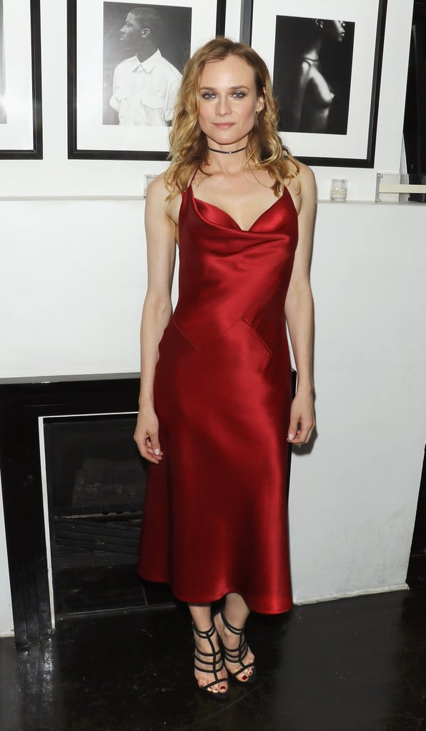 Diane Kruger at the Premiere Of IFC Films in 2015