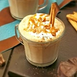 Pumpkin Spice Mexican Hot Chocolate