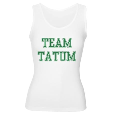 Team Tatum Tank Top ($31)