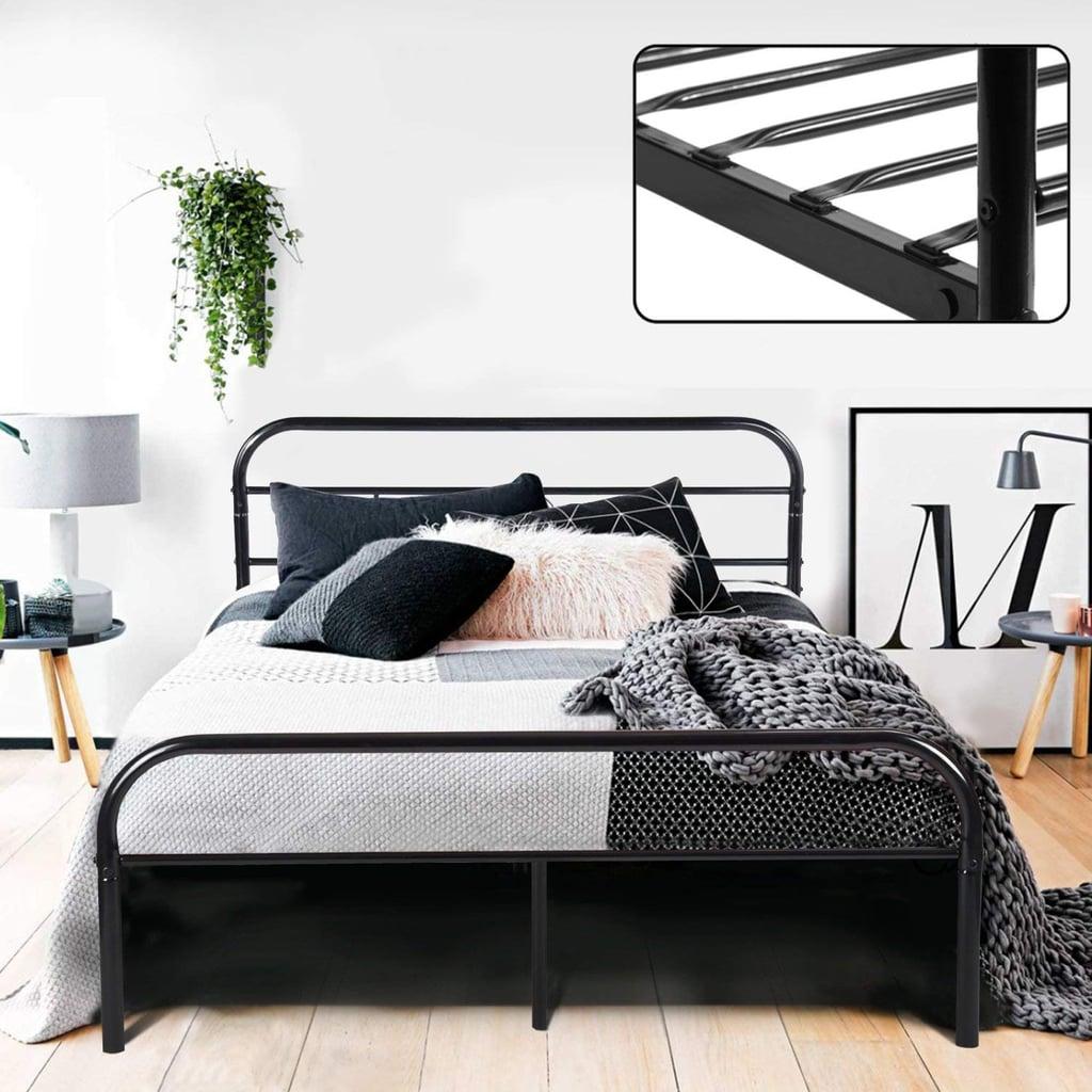 GreenForest Full Metal Bed Frame