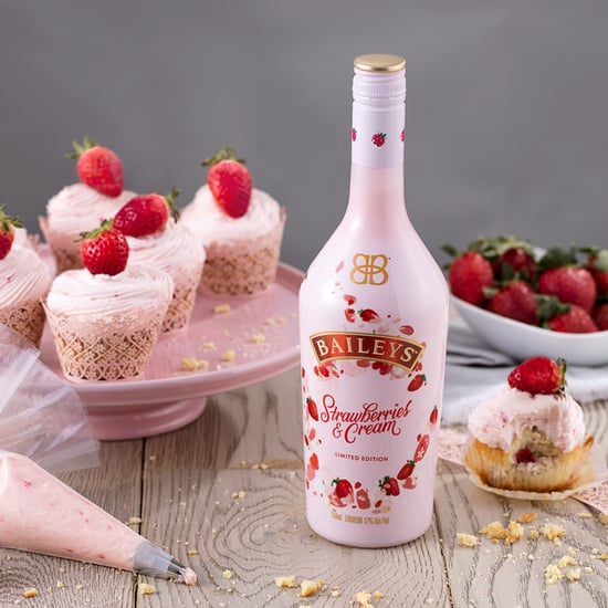 Bailey's Strawberries and Cream Liqueur