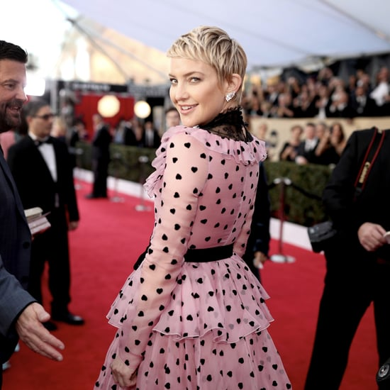 Kate Hudson's Short Hair at the 2018 SAG Awards