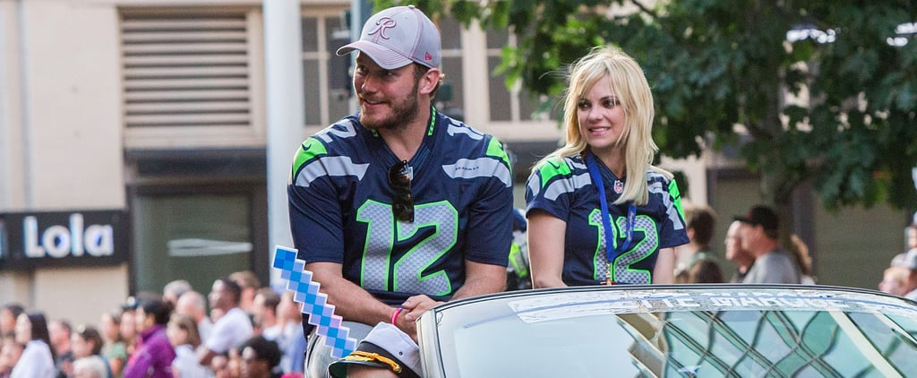 You Don't Need Another Reason to Love Chris Pratt and Anna Faris, but Their Couple Style Will Make You Melt