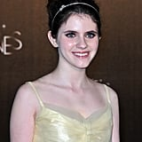 Kara Hayward gave a smile at the opening night dinner of the Cannes Film Festival.
