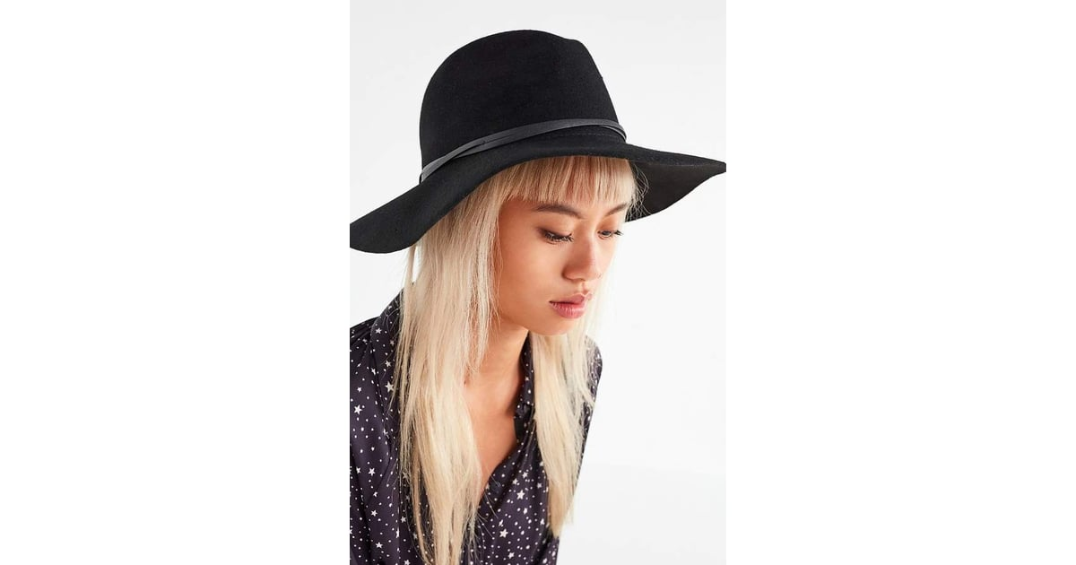 6e7329c5b Urban Outfitters Anna Felt Panama Hat | What to Wear to Music ...
