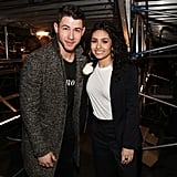 Pictured: Nick Jonas and Alessia Cara