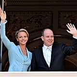 Princess Charlene of Monaco and Prince Albert II of Monaco have made it official with their civil ceremony.