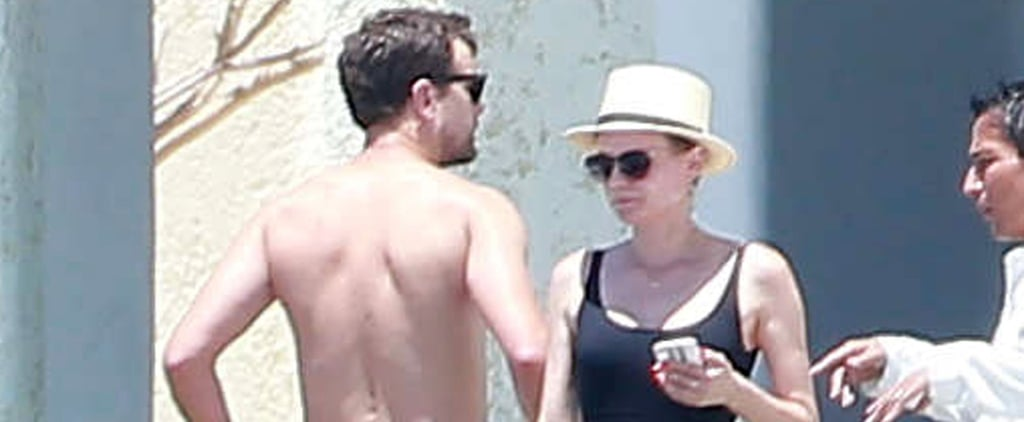 "Diane Kruger and Joshua Jackson Escape For a ""Perfect Day"" in Paradise"