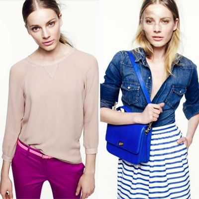 J.Crew Collection Spring 2012 Look Book: Scope the Latest Line Up