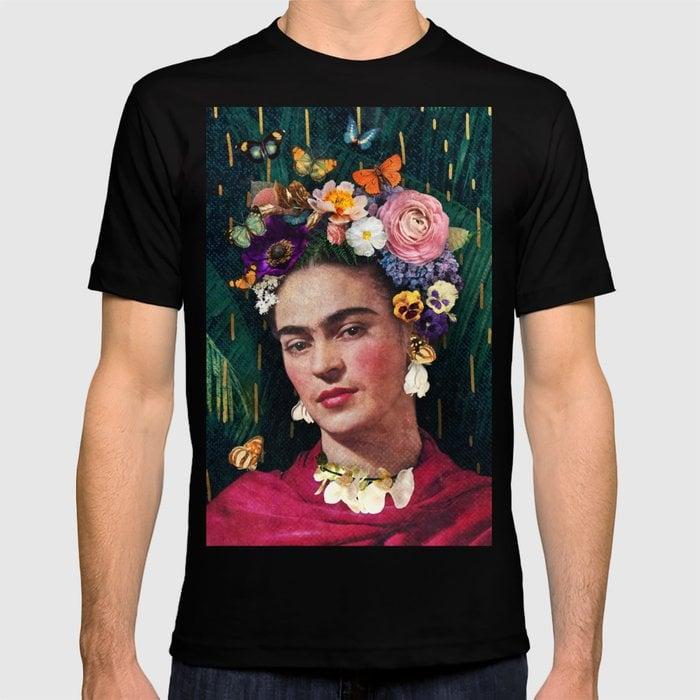 Frida Kahlo World Women's Day T-shirt