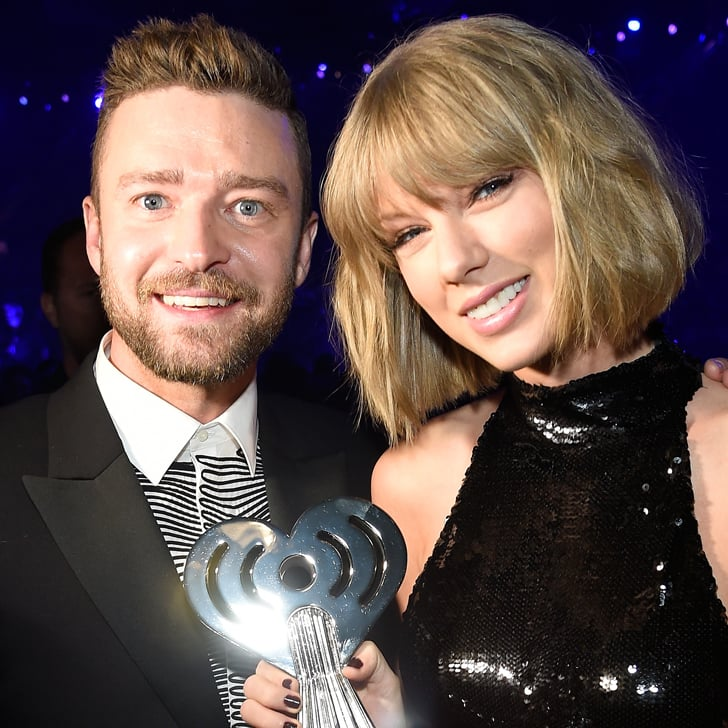 Justin Timberlake And Taylor Swift On Ellen