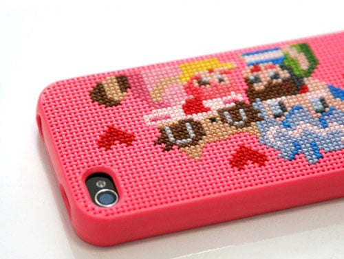 Adorable Cross-Stitch iPhone Case Is Perfect For Weekend DIY Projects