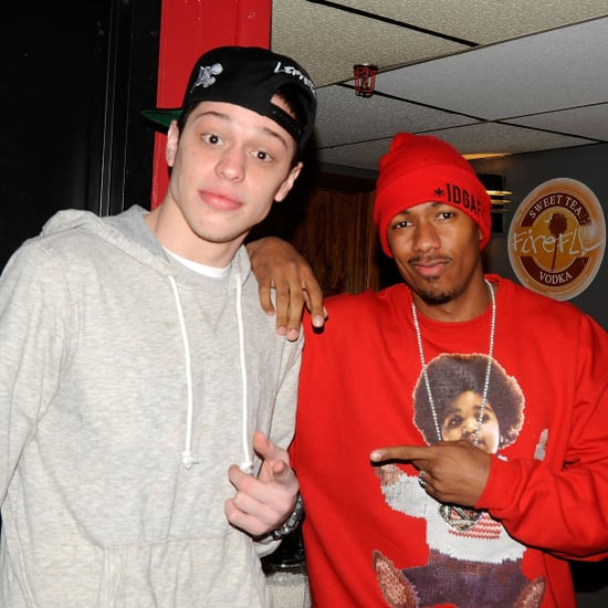 Nick Cannon Comments on Pete Davidson and Ariana Grande