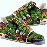 Hulk Nike Air Force 1 ($386)