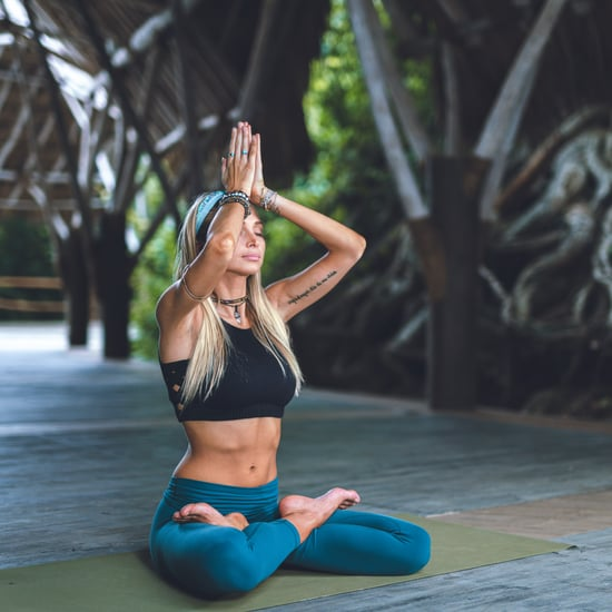 Yoga Pose For Stress Relief: Juliana Spicoluk Boho Beautiful