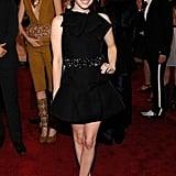 Emma Roberts in Marni