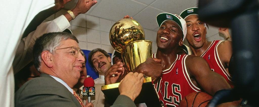 Michael Jordan's The Last Dance Docuseries on ESPN