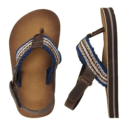 Sandals For Little Boys