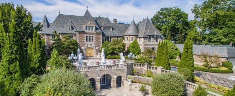 The Great Gatsby Movie House For Sale