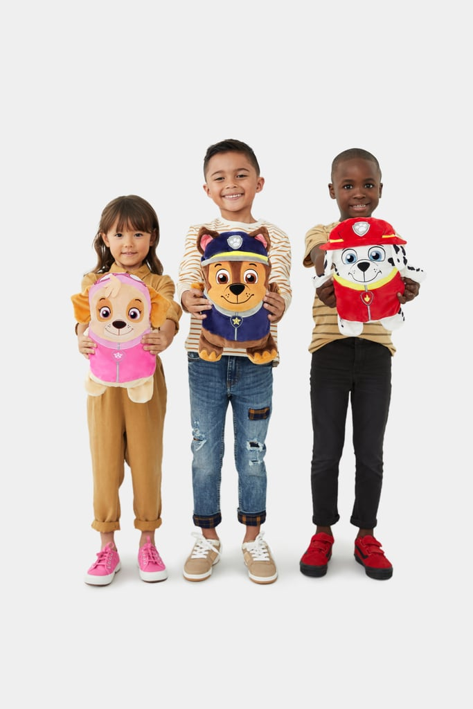 These PAW Patrol Stuffed Animals Turn Into Kids' Sweatshirts, and How Cute!