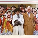 Prince Charles and Camilla Christmas Card 2016