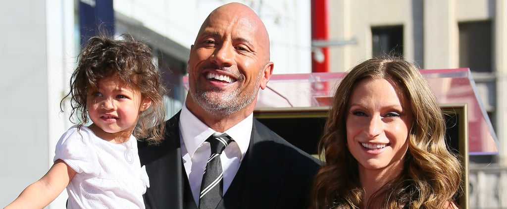 Dwayne Johnson Gets Adorably Upstaged by Daughter Jasmine at Walk of Fame Ceremony