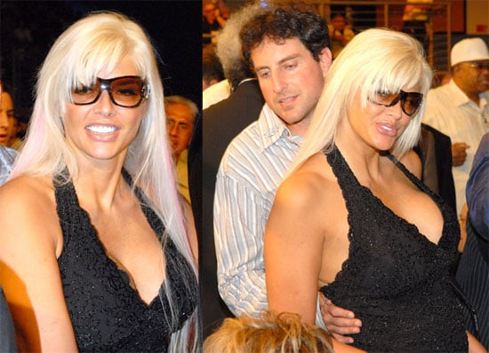 Anna Nicole Looking for Another Dummy