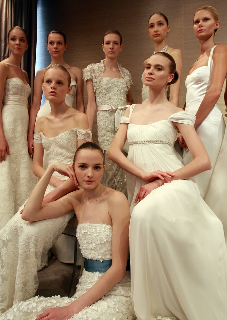 Which Designer Would You Choose To Create Your Wedding Dress?
