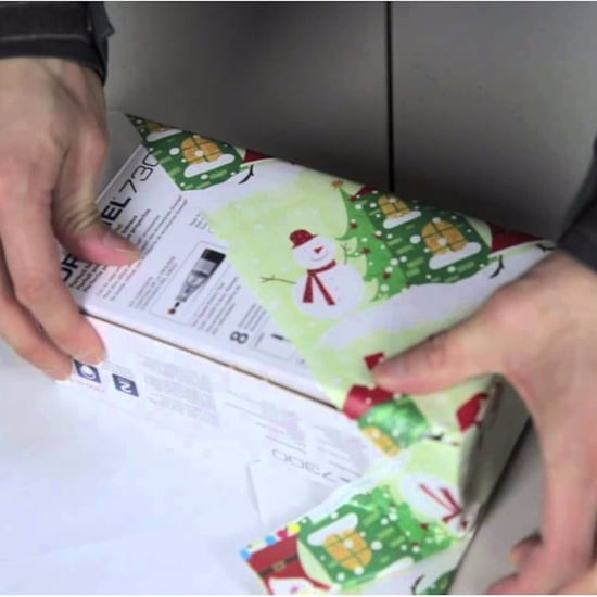 How to Wrap a Present Fast