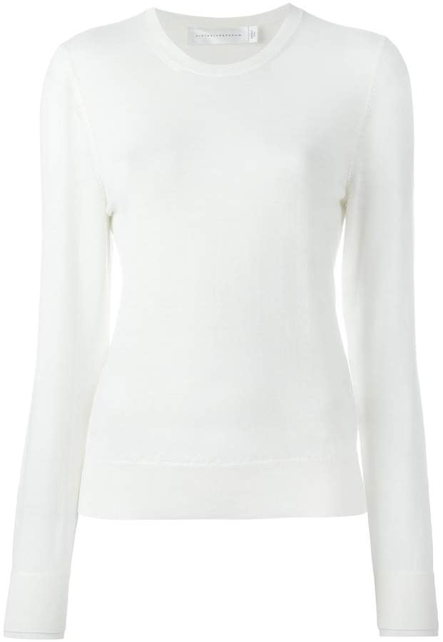 Victoria Beckham crew neck sweater ($309, originally $773)