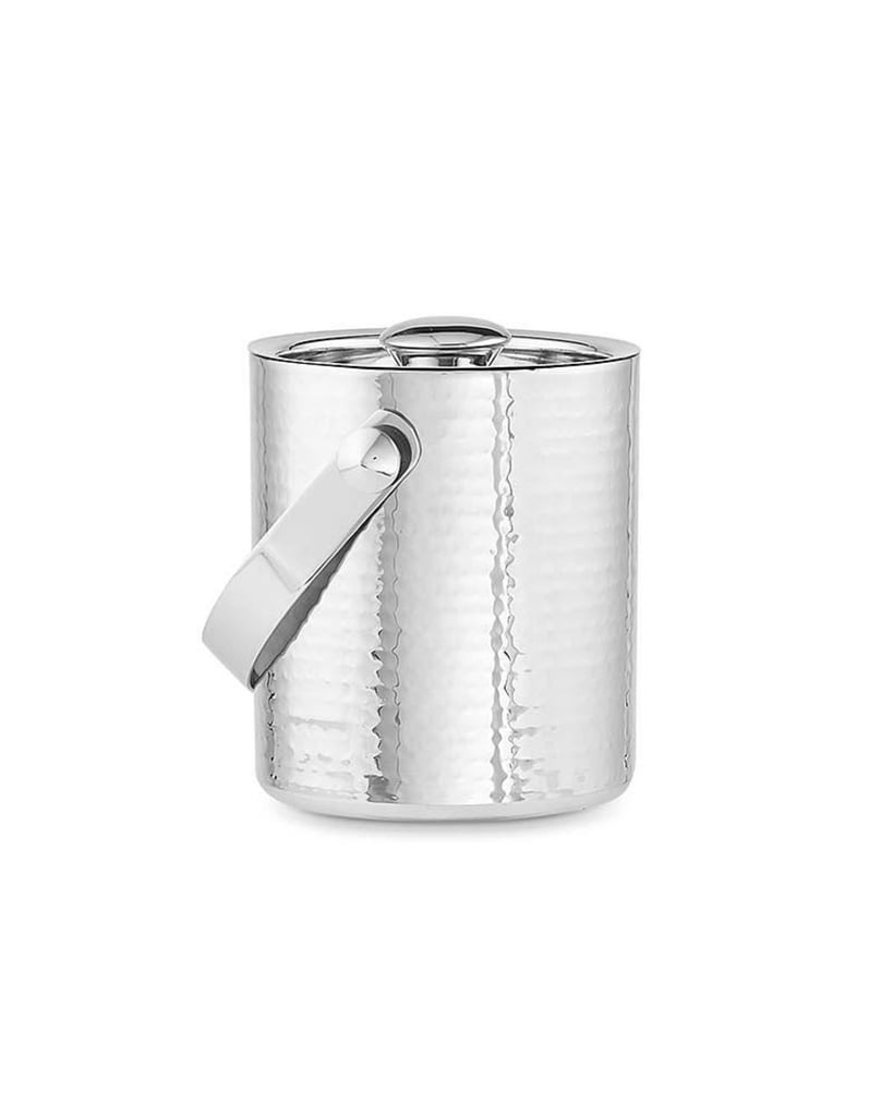 Williams-Sonoma Hammered Ice Bucket, $50