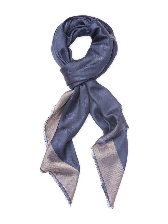 Dior Wool and Silk Scarf