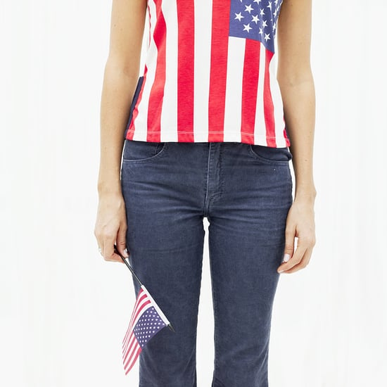 Student Punished for Wearing American Flag Shirt: Right Call?