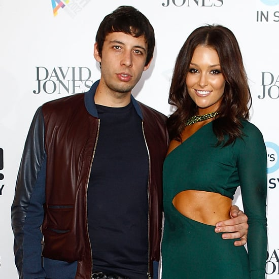 Erin McNaught And Elliot Example Gleave Get Married