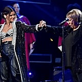 Maren Morris and Mavis Staples