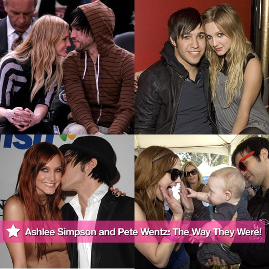 Ashlee Simpson and Pete Wentz Divorce — See Photos From Their Marriage