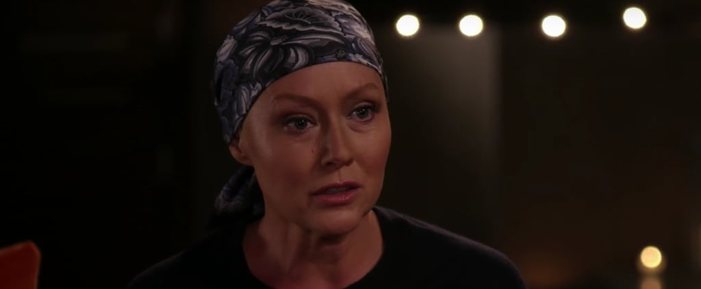 Shannen Doherty Opens Up About Her Battle With Cancer on Netflix's Chelsea