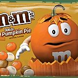 M&M's White Pumpkin Pie ($6)