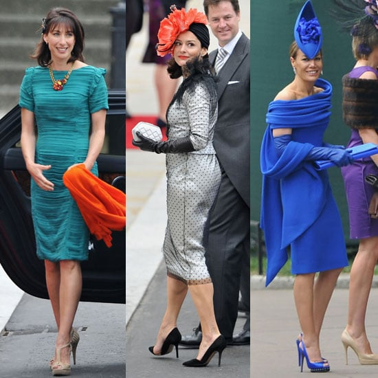 Royal Wedding Guest Pictures Best Dressed - Royal Wedding Guest Outfits