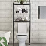 Sorbus Bathroom Storage Shelf Over Toilet Space Saver