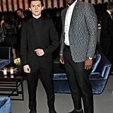 Tom Holland and Mahershala Ali, How Did We Get So Lucky?