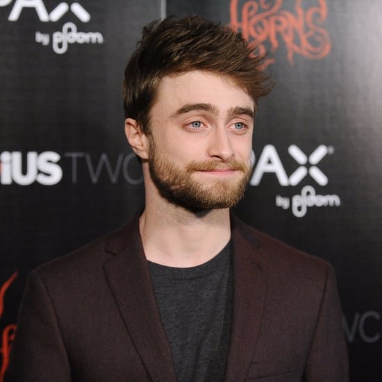Daniel Radcliffe With Shaved Head   2015