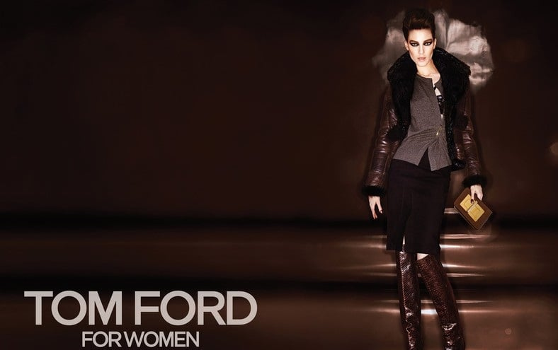Tom Ford Fall 2012 Ad Campaign